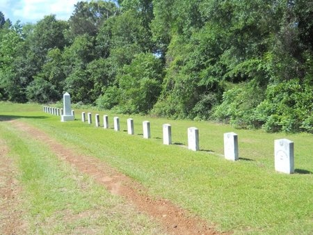 *, CONFEDERATE ROW - Webster County, Louisiana | CONFEDERATE ROW * - Louisiana Gravestone Photos