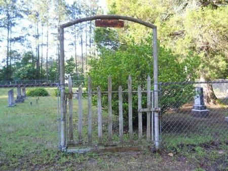 *, GATE - Webster County, Louisiana | GATE * - Louisiana Gravestone Photos