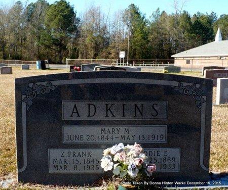 "ADKINS, EDWARD EUGENE ""EDDIE"" - Webster County, Louisiana | EDWARD EUGENE ""EDDIE"" ADKINS - Louisiana Gravestone Photos"