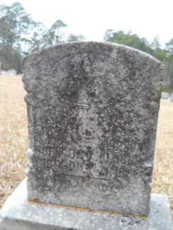 ALLISON, BEULAH - Webster County, Louisiana | BEULAH ALLISON - Louisiana Gravestone Photos