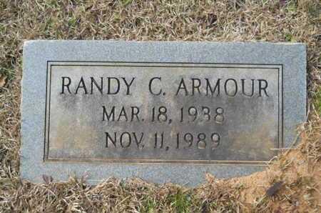 ARMOUR, RANDY C - Webster County, Louisiana | RANDY C ARMOUR - Louisiana Gravestone Photos