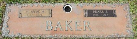 BAKER, CLAUDE M - Webster County, Louisiana | CLAUDE M BAKER - Louisiana Gravestone Photos