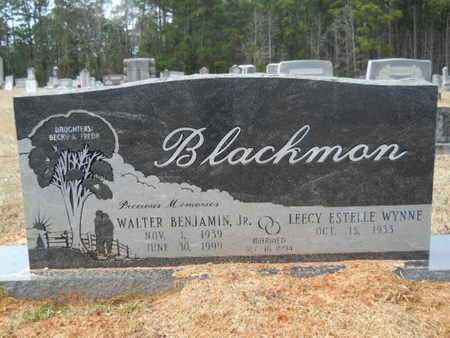 BLACKMON, WALTER BENJAMIN, JR - Webster County, Louisiana   WALTER BENJAMIN, JR BLACKMON - Louisiana Gravestone Photos