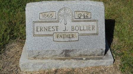 BOLLIER, ERNEST J - Webster County, Louisiana | ERNEST J BOLLIER - Louisiana Gravestone Photos