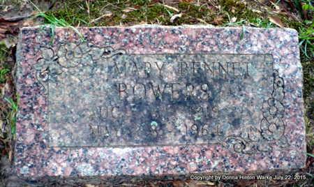 BOWERS, MARY - Webster County, Louisiana | MARY BOWERS - Louisiana Gravestone Photos