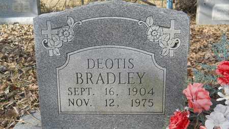 BRADLEY, DEOTIS - Webster County, Louisiana | DEOTIS BRADLEY - Louisiana Gravestone Photos