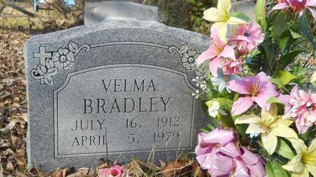 BRADLEY, VELMA - Webster County, Louisiana | VELMA BRADLEY - Louisiana Gravestone Photos