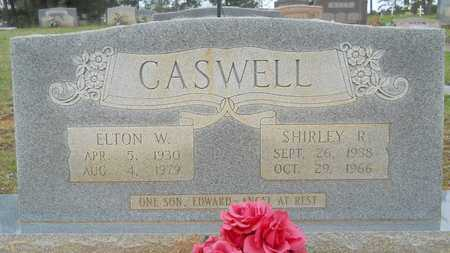 CASWELL, SHIRLEY R - Webster County, Louisiana | SHIRLEY R CASWELL - Louisiana Gravestone Photos
