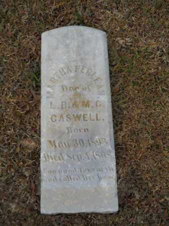 CASWELL, MARTHA PEARLEAN - Webster County, Louisiana | MARTHA PEARLEAN CASWELL - Louisiana Gravestone Photos
