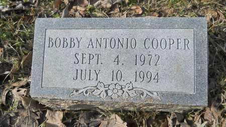 COOPER, BOBBY ANTONIO - Webster County, Louisiana | BOBBY ANTONIO COOPER - Louisiana Gravestone Photos