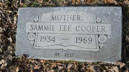 COOPER, SAMMIE LEE - Webster County, Louisiana | SAMMIE LEE COOPER - Louisiana Gravestone Photos