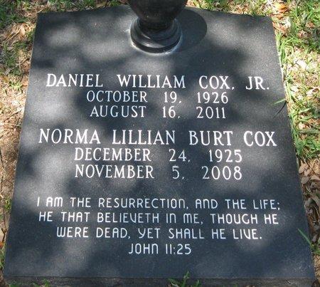COX, NORMA LILLIAN - Webster County, Louisiana | NORMA LILLIAN COX - Louisiana Gravestone Photos