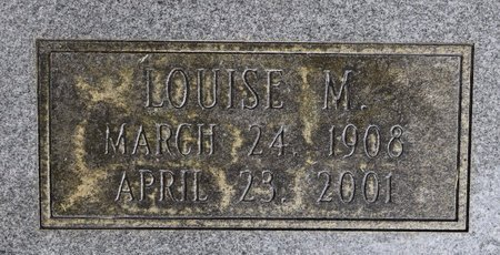 COX, LOUISE (CLOSE UP) - Webster County, Louisiana | LOUISE (CLOSE UP) COX - Louisiana Gravestone Photos