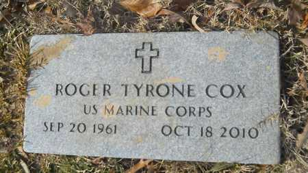 COX, ROGER TYRONE (VETERAN) - Webster County, Louisiana | ROGER TYRONE (VETERAN) COX - Louisiana Gravestone Photos
