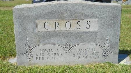 CROSS, DAISY M - Webster County, Louisiana   DAISY M CROSS - Louisiana Gravestone Photos