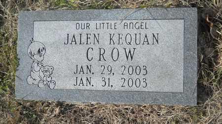 CROW, JALEN KEQUAN - Webster County, Louisiana | JALEN KEQUAN CROW - Louisiana Gravestone Photos