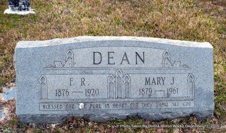 MAYNOR DEAN, MARY JANE - Webster County, Louisiana | MARY JANE MAYNOR DEAN - Louisiana Gravestone Photos