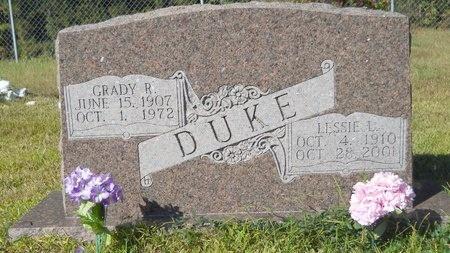 DUKE, LESSIE LEE - Webster County, Louisiana | LESSIE LEE DUKE - Louisiana Gravestone Photos