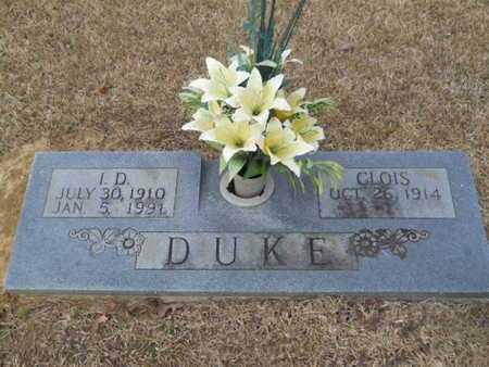 DUKE, CLOIS - Webster County, Louisiana | CLOIS DUKE - Louisiana Gravestone Photos