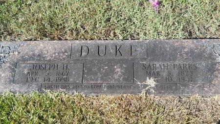 DUKE, JOSEPH H - Webster County, Louisiana | JOSEPH H DUKE - Louisiana Gravestone Photos