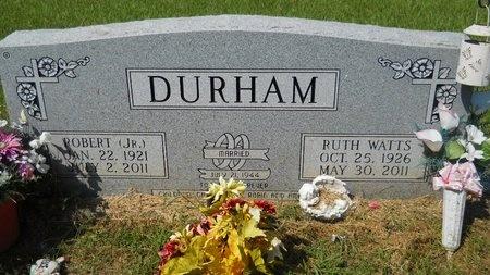 DURHAM, LILA RUTH - Webster County, Louisiana | LILA RUTH DURHAM - Louisiana Gravestone Photos