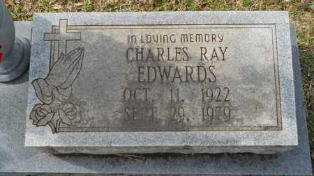EDWARDS, CHARLES RAY - Webster County, Louisiana   CHARLES RAY EDWARDS - Louisiana Gravestone Photos