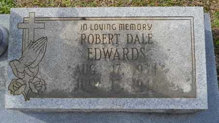 EDWARDS, ROBERT DALE - Webster County, Louisiana | ROBERT DALE EDWARDS - Louisiana Gravestone Photos