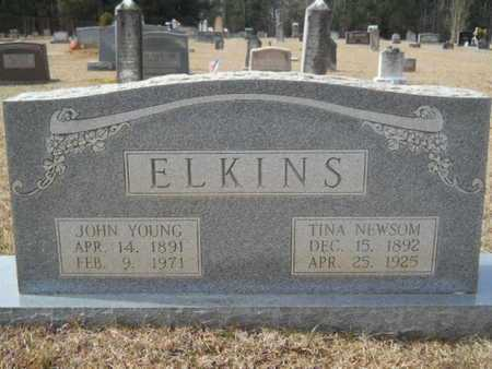 ELKINS, TINA - Webster County, Louisiana | TINA ELKINS - Louisiana Gravestone Photos