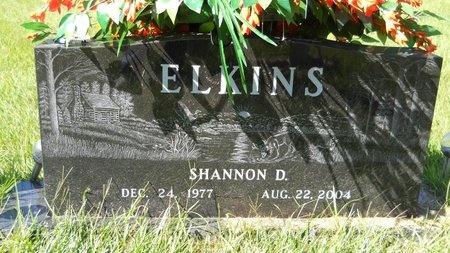 ELKINS, SHANNON D - Webster County, Louisiana   SHANNON D ELKINS - Louisiana Gravestone Photos