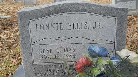 ELLIS, LONNIE, JR - Webster County, Louisiana | LONNIE, JR ELLIS - Louisiana Gravestone Photos