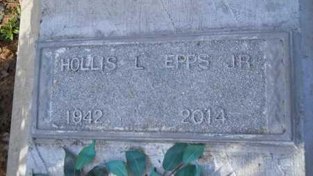 EPPS, HOLLIS L, JR - Webster County, Louisiana   HOLLIS L, JR EPPS - Louisiana Gravestone Photos