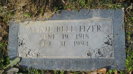 FIZER, ANNIE BELL - Webster County, Louisiana | ANNIE BELL FIZER - Louisiana Gravestone Photos