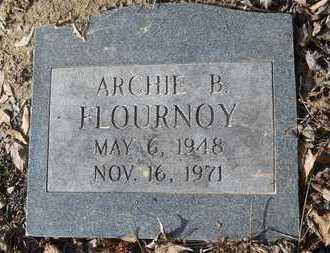 FLOURNOY, ARCHIE B - Webster County, Louisiana | ARCHIE B FLOURNOY - Louisiana Gravestone Photos