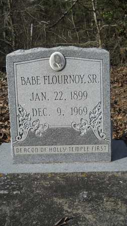 FLOURNOY, BABE, SR - Webster County, Louisiana | BABE, SR FLOURNOY - Louisiana Gravestone Photos