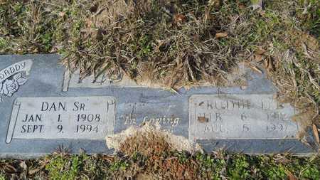 FLOURNOY, DAN, SR - Webster County, Louisiana | DAN, SR FLOURNOY - Louisiana Gravestone Photos