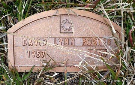 FOSTER, DAVID LYNN - Webster County, Louisiana   DAVID LYNN FOSTER - Louisiana Gravestone Photos