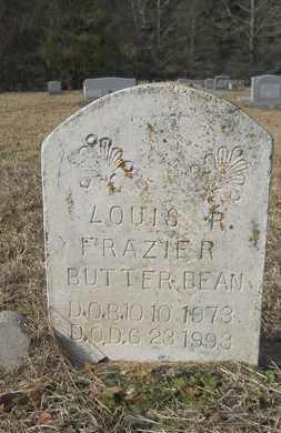 FRAZIER, LOUIS R - Webster County, Louisiana   LOUIS R FRAZIER - Louisiana Gravestone Photos
