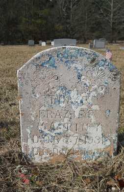 FRAZIER, TINY B - Webster County, Louisiana | TINY B FRAZIER - Louisiana Gravestone Photos