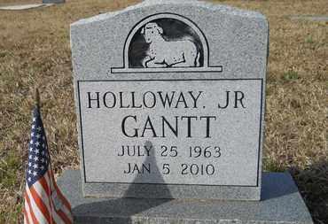 GANTT, HOLLOWAY, JR - Webster County, Louisiana   HOLLOWAY, JR GANTT - Louisiana Gravestone Photos