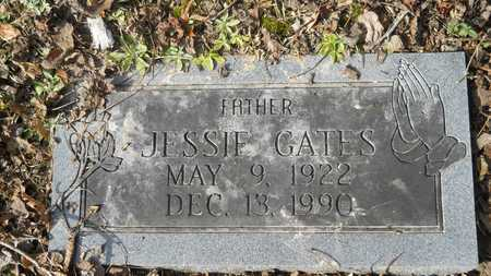 GATES, JESSIE - Webster County, Louisiana | JESSIE GATES - Louisiana Gravestone Photos