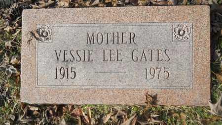 GATES, VESSIE LEE - Webster County, Louisiana | VESSIE LEE GATES - Louisiana Gravestone Photos