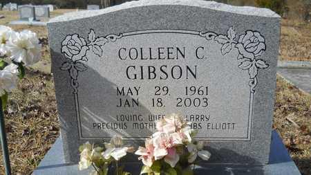 GIBSON, COLLEEN C - Webster County, Louisiana | COLLEEN C GIBSON - Louisiana Gravestone Photos