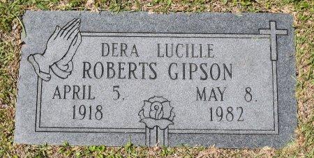 GIPSON, DERA LUCILLE - Webster County, Louisiana | DERA LUCILLE GIPSON - Louisiana Gravestone Photos