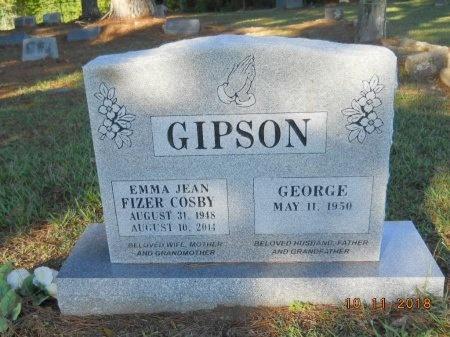 GIPSON, EMMA JEAN - Webster County, Louisiana | EMMA JEAN GIPSON - Louisiana Gravestone Photos