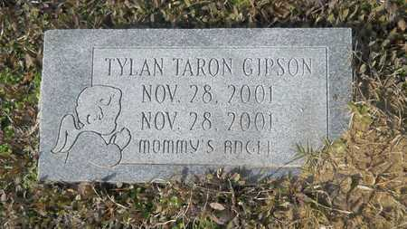 GIPSON, TYLAN TARON - Webster County, Louisiana | TYLAN TARON GIPSON - Louisiana Gravestone Photos