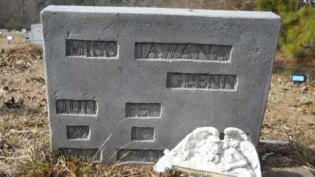 GLENN, TAWANA - Webster County, Louisiana | TAWANA GLENN - Louisiana Gravestone Photos