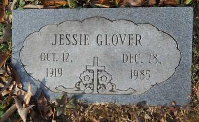 GLOVER, JESSIE - Webster County, Louisiana | JESSIE GLOVER - Louisiana Gravestone Photos