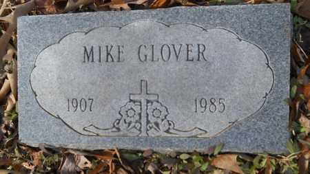 GLOVER, MIKE - Webster County, Louisiana | MIKE GLOVER - Louisiana Gravestone Photos