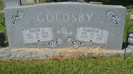 GOLDSBY, NAHDYNE J - Webster County, Louisiana | NAHDYNE J GOLDSBY - Louisiana Gravestone Photos