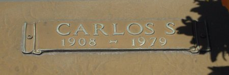 GREEN, CARLOS S (CLOSE UP) - Webster County, Louisiana   CARLOS S (CLOSE UP) GREEN - Louisiana Gravestone Photos